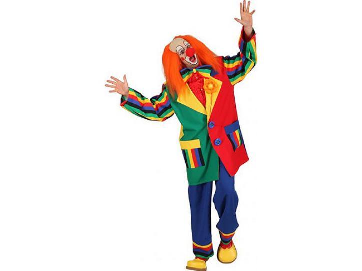 Fliege Clown