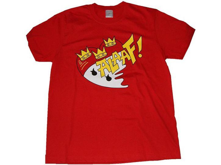 T-Shirt ALAAF rot Gr.S