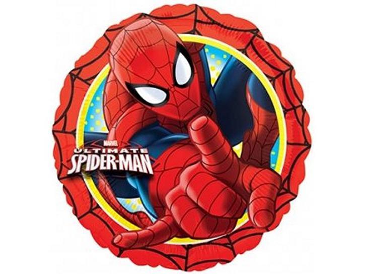 Folienballon Ultimate Spider-Man 45 cm