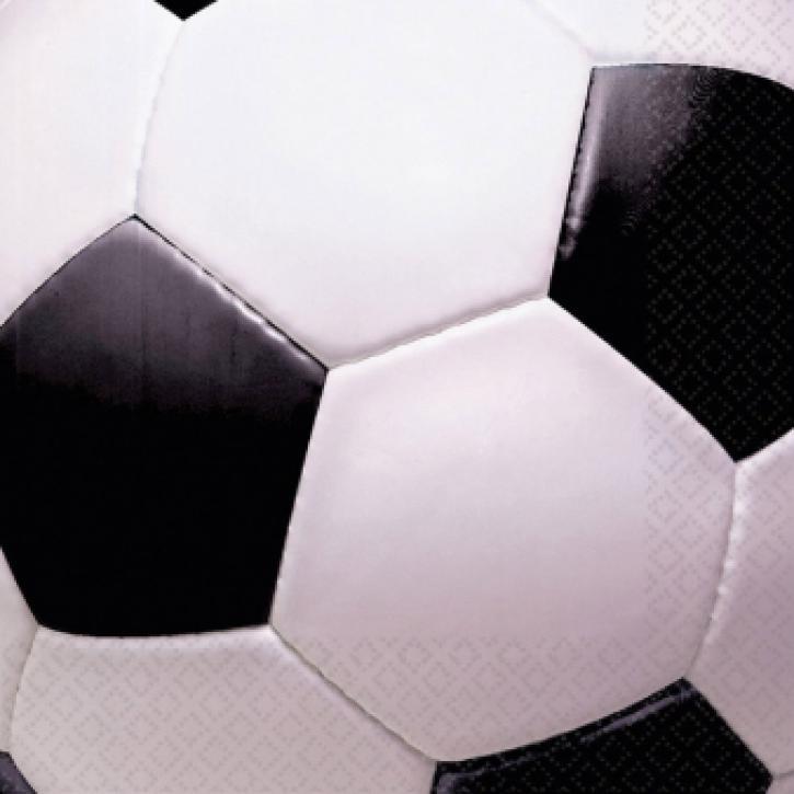 Servietten Fußball 16 Stk.