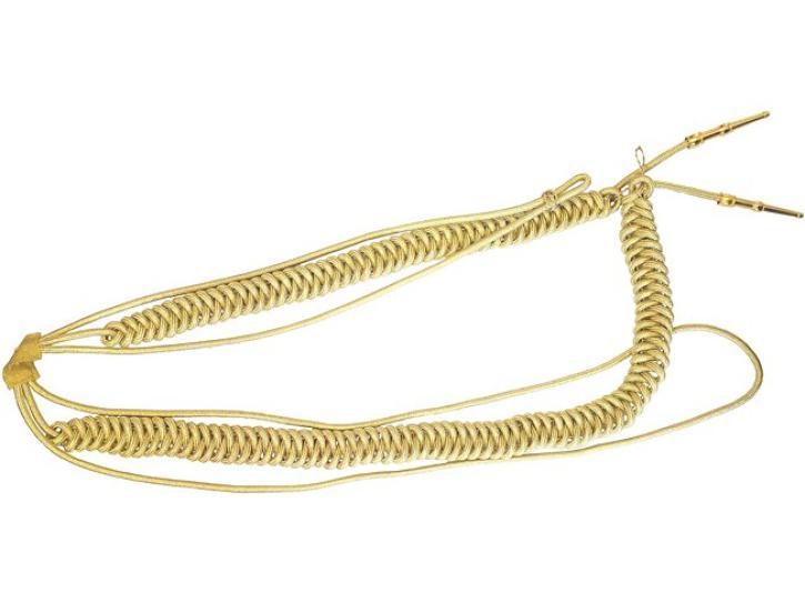 doppelte Fangschnur gold