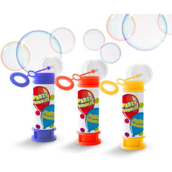Seifenblasen sortiert