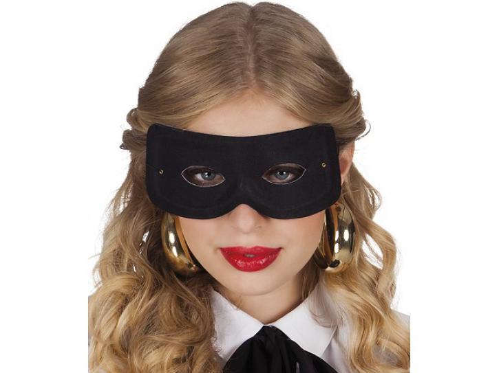 Augenmaske Bandit Zorro