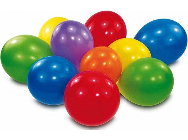 Luftballon bunt 100 Stk.
