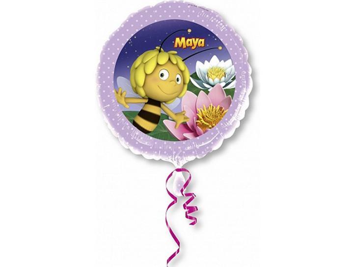 Folienballon Biene Maya 45 cm