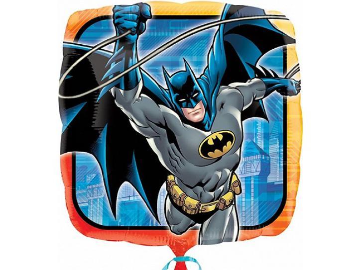 Folienballon Batman comics 45 cm.