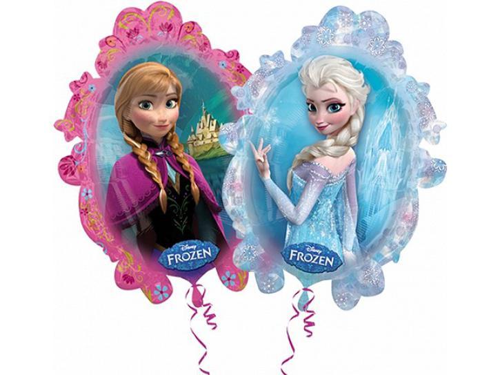Folienballon Eiskönigin Frozen 78 cm