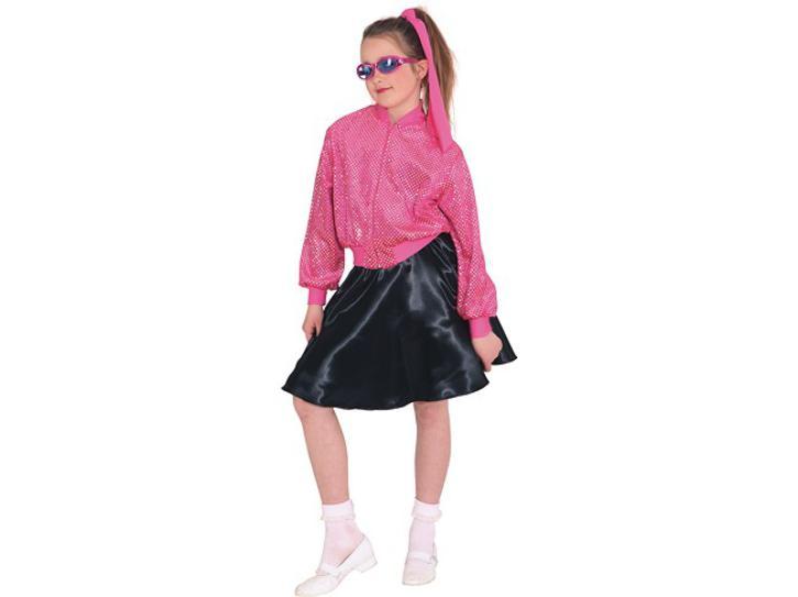 Blousonjacke pink Gr.128