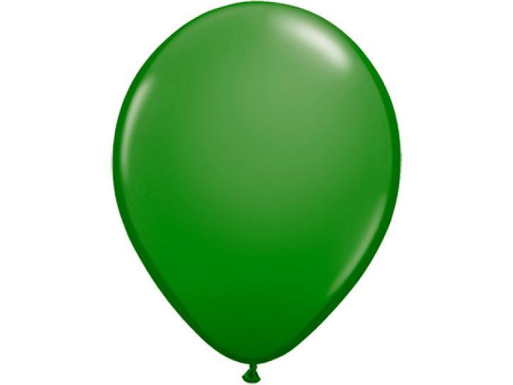 Luftballon grün blattgrün 20 Stk.
