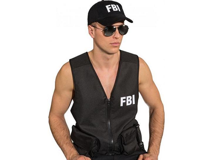 Mütze Cap FBI