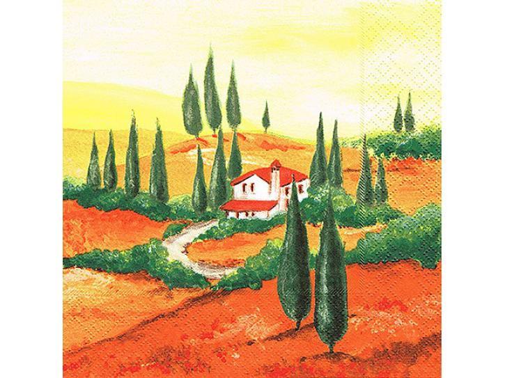Servietten Tuscany 20 Stück