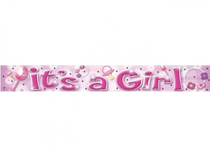 Banner it´s a Girl