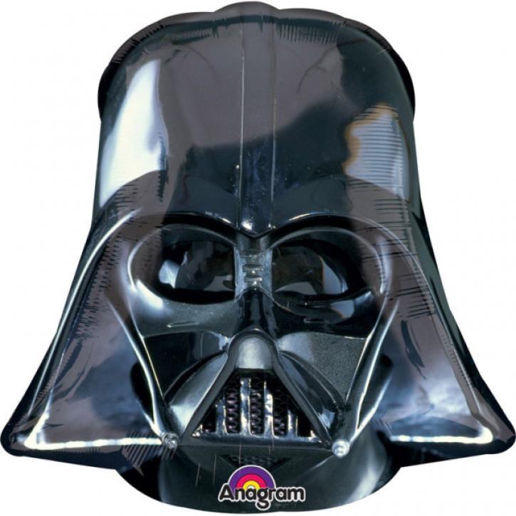 Folienballon Star Wars Vader