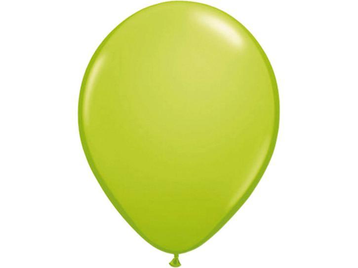 Luftballon apfelgrün 20 Stk.