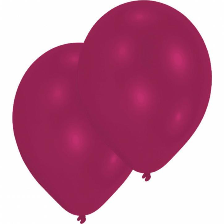 Luftballon fuchsia 20 Stk.