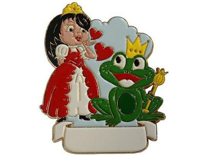 Kinderorden Prinzessin & Frosch