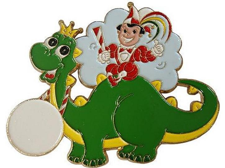 Kinderorden Prinz mit Dino