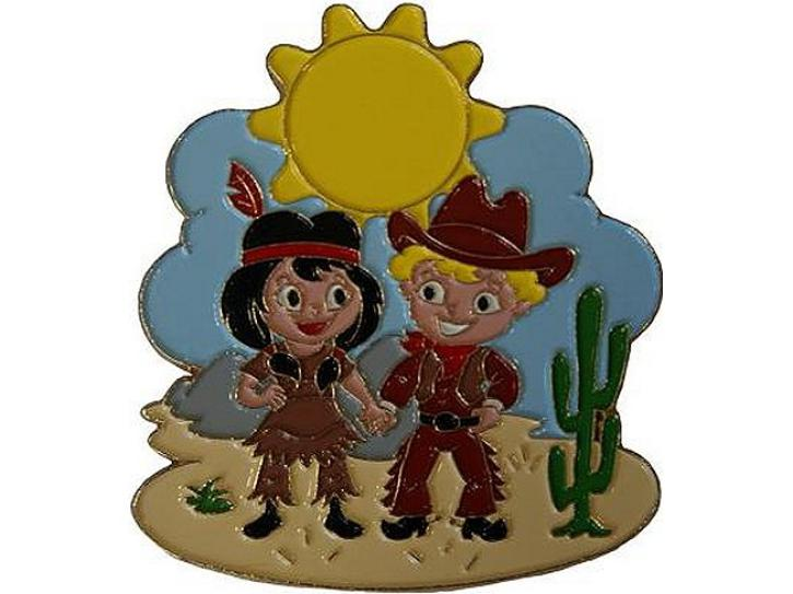 Kinderorden Cowboy & Indianer