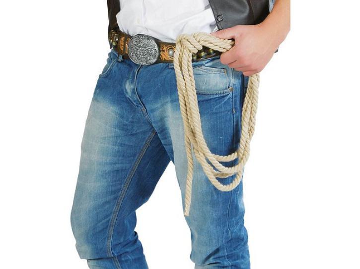 Lasso Cowboy Western