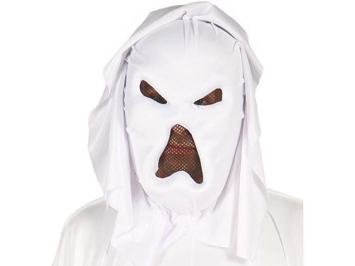 Maske Geist weiß