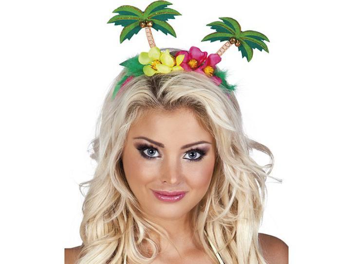 Haarreif Palmen Hawaii