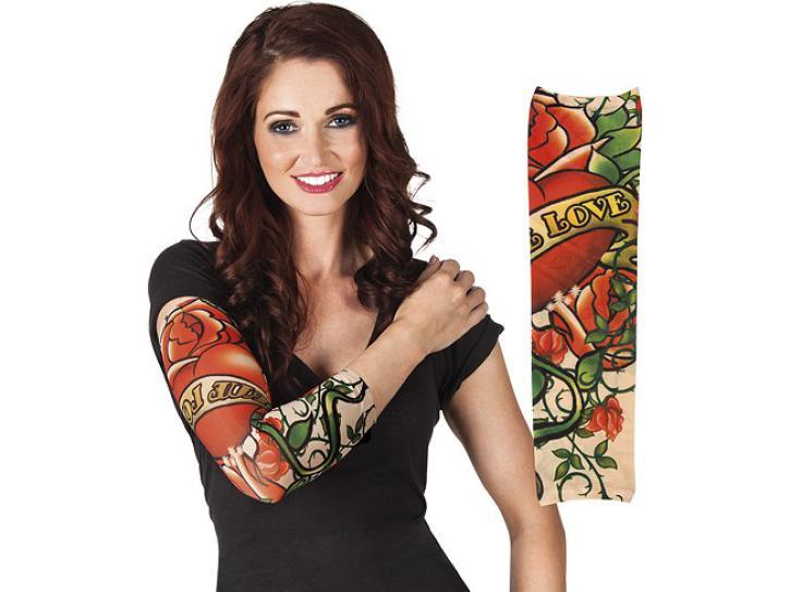 Ärmel Tattoo true Love
