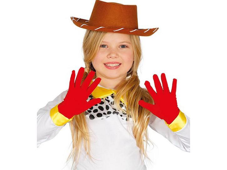 Handschuhe rot Kinder