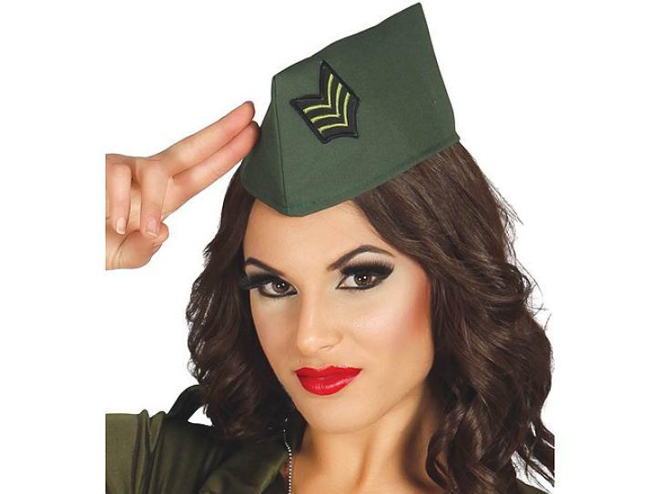 Militärsmütze Armee grün