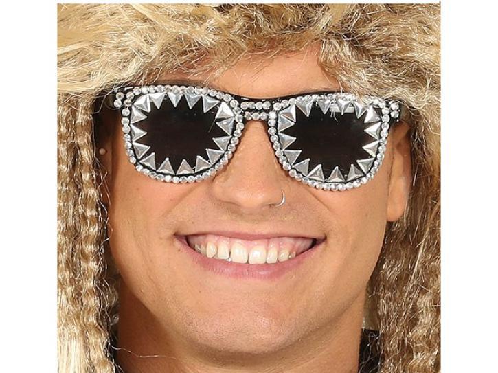 Brille Cafas Rock & Roll