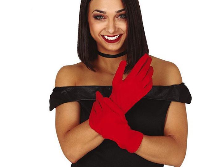 Handschuhe rot Erwachsene