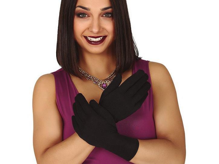 Handschuhe schwarz Erwachsene