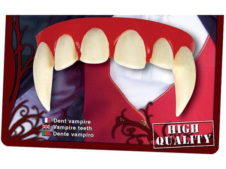 Zähne Vampir Obergebiss