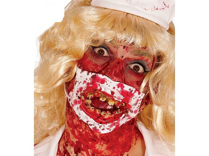 Maske Dr. Zombie