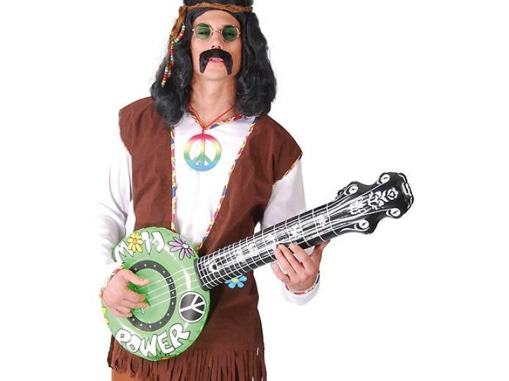 Aufblasbares Banjo 83 cm