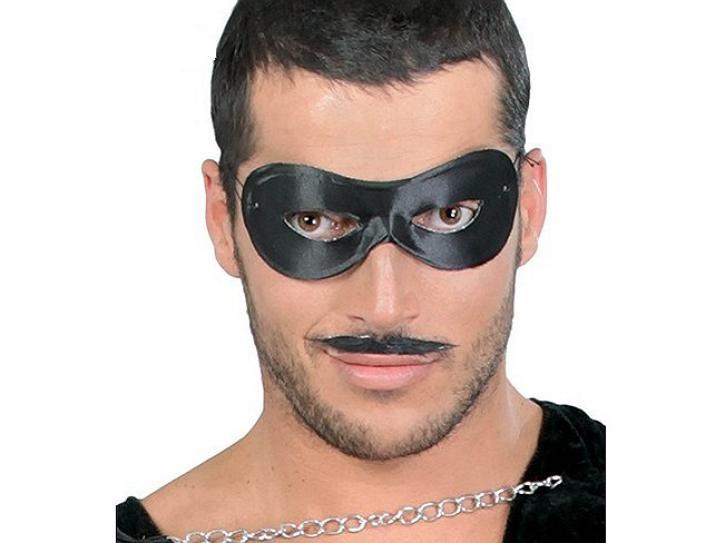 Maske Bandit Mafia schwarz