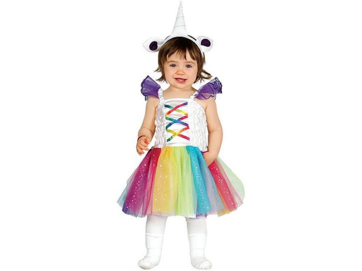 Kostüm Einhorn Kinder von 6-12 Monate