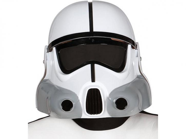 Helm Soldat aus der Galaxie