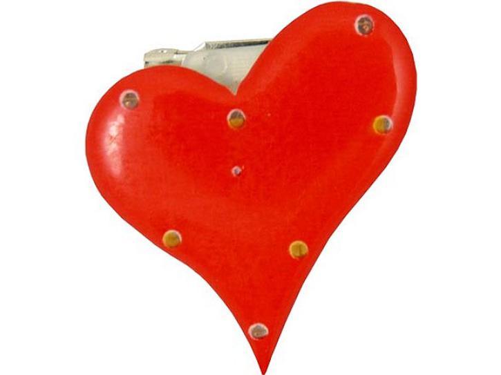 Blinky Herz rot