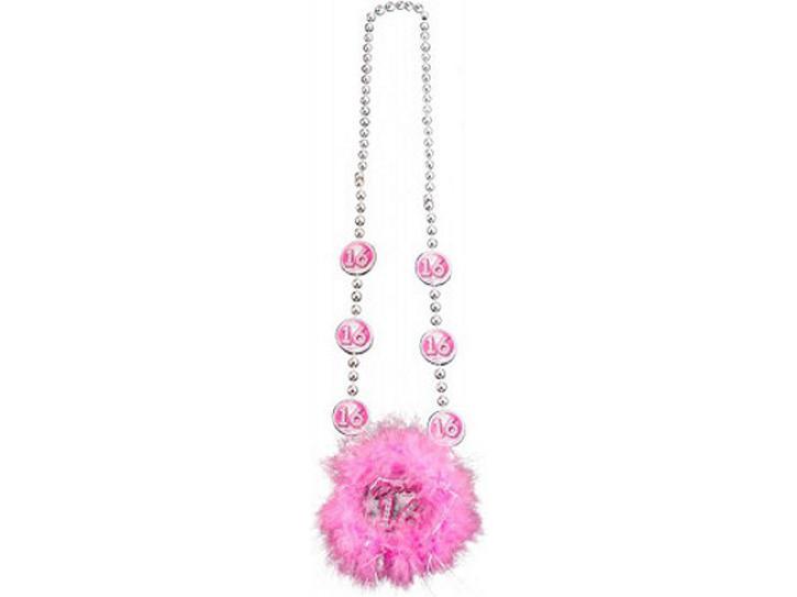 Kette Sweet 16 pink
