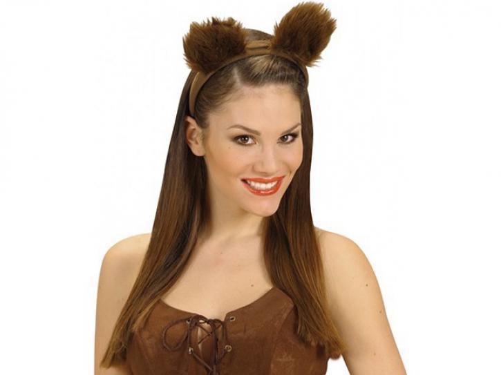 Haarreif Bären Ohren