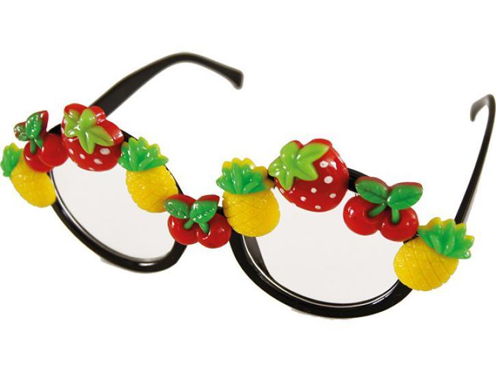 Brille Früchte