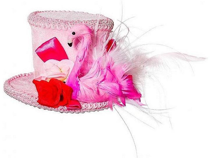 Minihut Flamingo