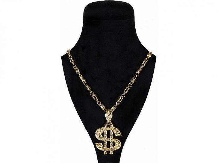 Kette Dolar gold