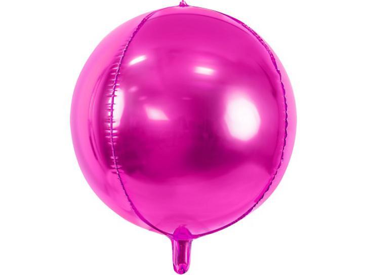 Folienballon Ball pink