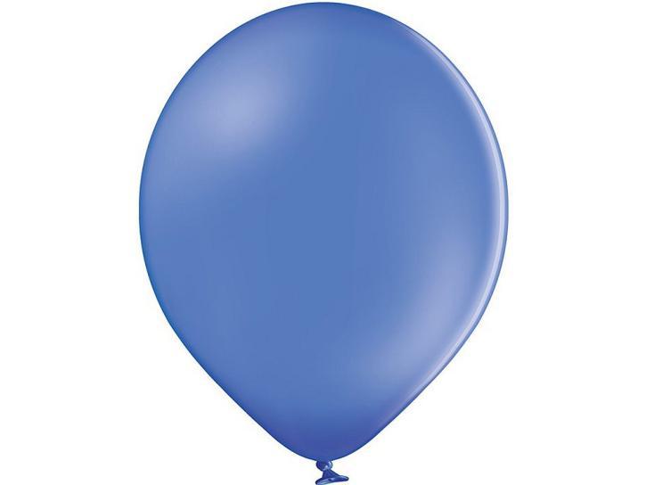 Luftballon kornblumenblau 20 Stk.