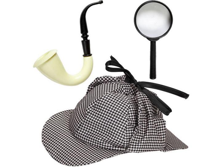 Detektiv Set