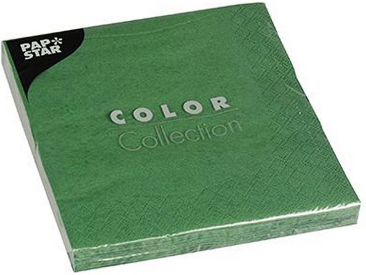Servietten grün 33x33cm 20 Stück