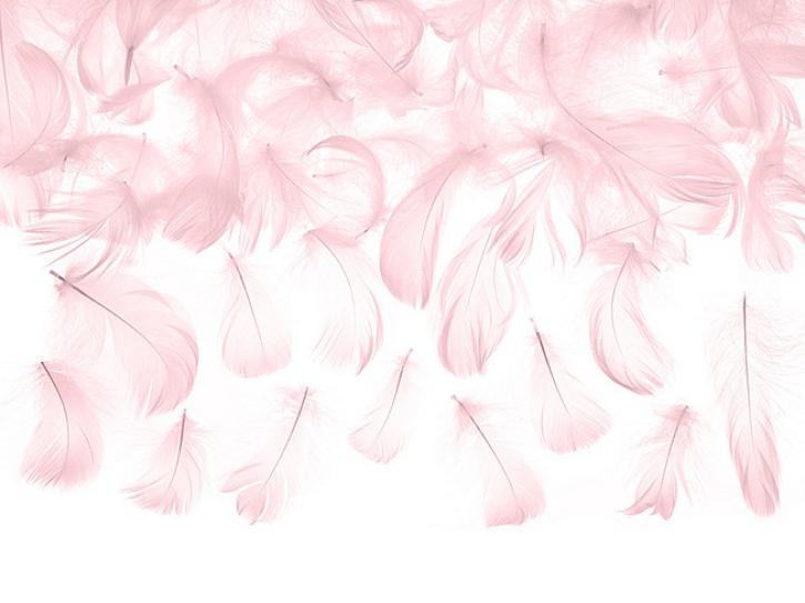 Federn rosa 3g.