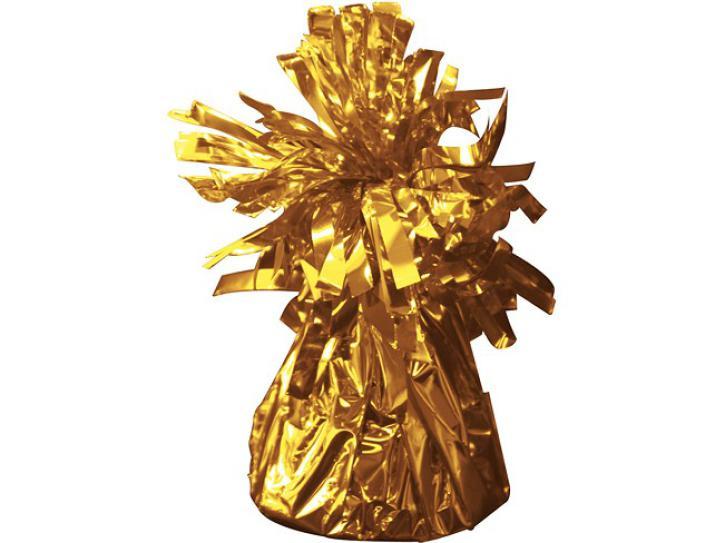 Folien-Ballongewicht gold