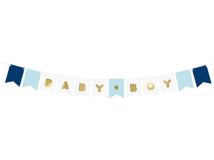 Banner Baby Boy 1,6m